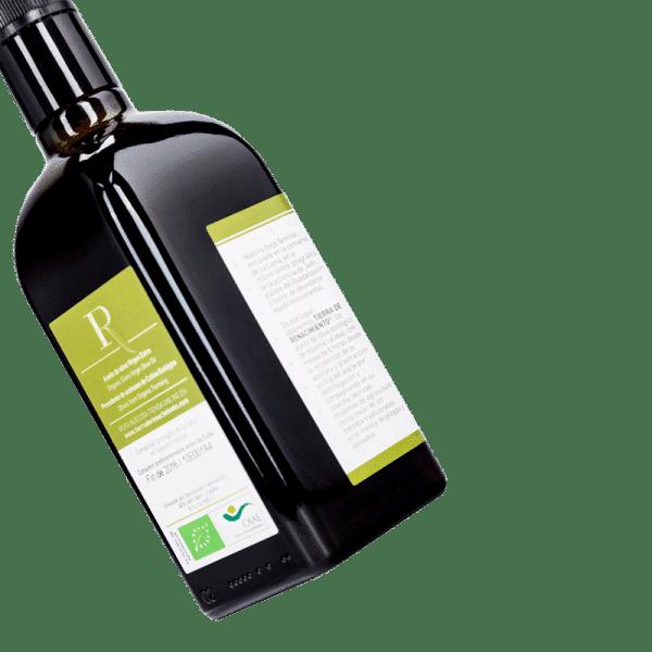 Botella AOVE Ecológico Tierra de Renacimiento